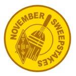 November Sweepstakes logo
