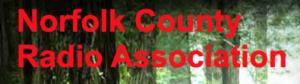 Norfolk County Radio Association logo