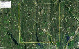 GBARC turkey-fox hunt satellite map