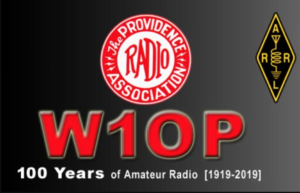 Providence Radio Assoc logo