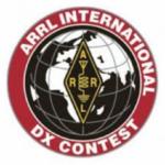 ARRL International DX Contest logo
