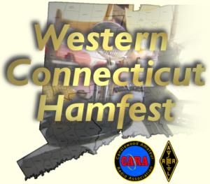 Western CT Hamfest logo