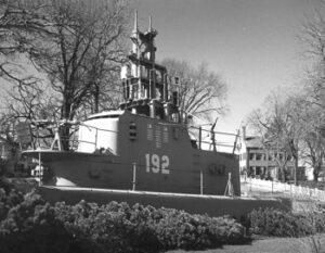 USS Squalus memorial