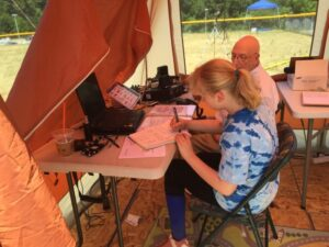 N1FD field day Get On The Air photo
