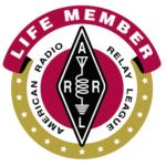 ARRL Life Member logo